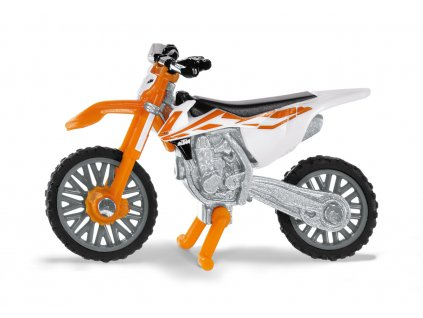 SIKU Blister - motorka KTM SX-F 450