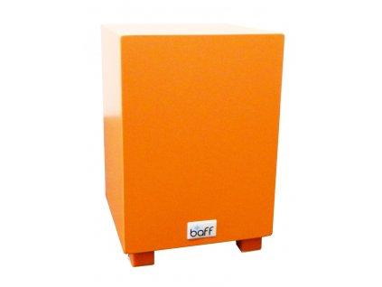 Baff Drum Box 38cm - oranžový