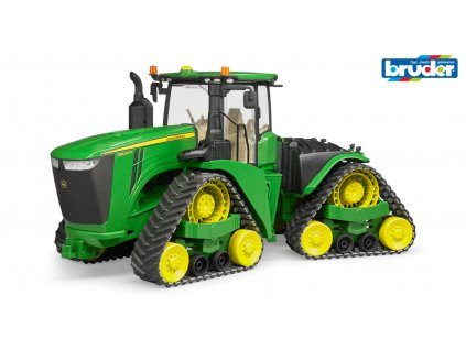 Farmer - pásový  John Deere 9620RX
