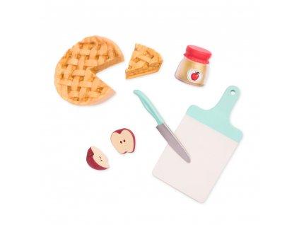 Módní doplňky - Set s jablečným koláčem