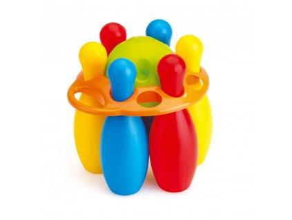 Dětský bowlingový set v síťce