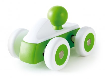 Mini roadster zelený