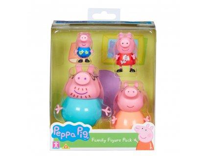 PEPPA PIG set figurek 4ks
