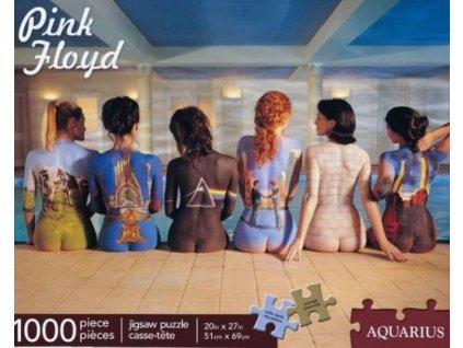 Puzzle Pink Floyd: Back art 1000 kusů (51 x 69 cm)