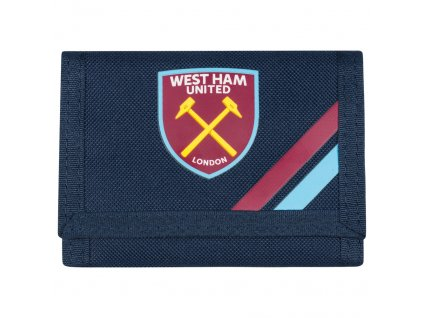 Peněženka West Ham United STR navy