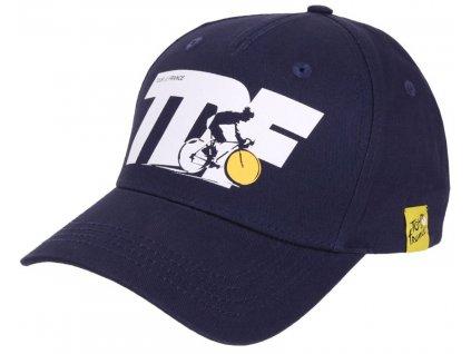 Kšiltovka Tour de France: Logo TDF (univresální)