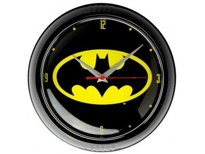 Nástěnné hodiny DC Comics: Batman (průměr 24 cm)