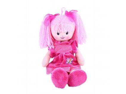 Hadrová panenka Růženka 50 cm