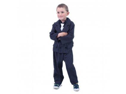 Dětský kostým mafián (M)