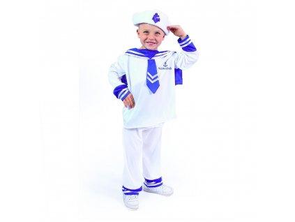 Dětský kostým námořník (S) e-obal