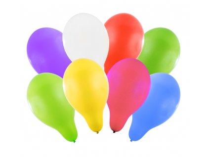 Nafukovací balónek 27 cm 8 ks