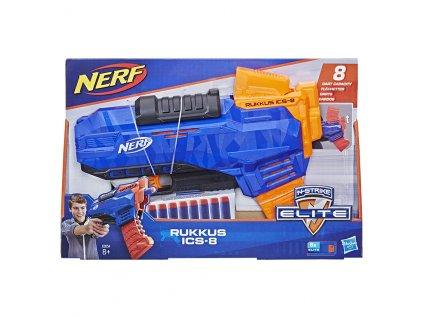 Nerf Elite Ruckus ICS-8
