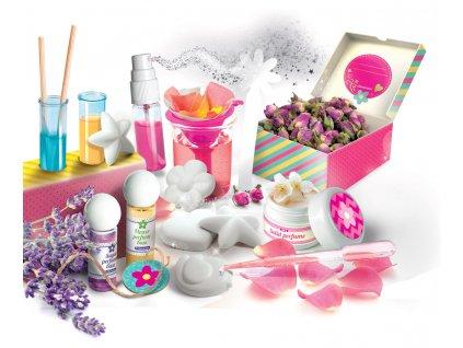 Dětská laboratoř - Výroba parfémů