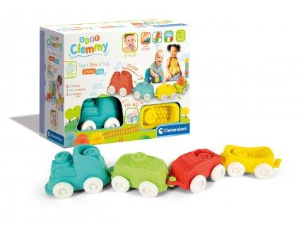 Clemmy baby - senzorický vláček