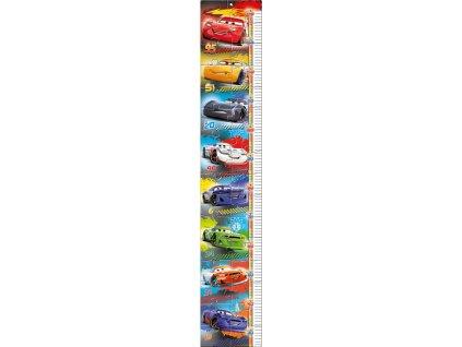 Metr - Puzzle 30 dílků - Cars