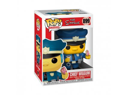 Figurka Funko POP Animation: Simpsons S6 - Chief Wiggum
