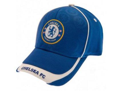 Kšiltovka FC Chelsea: vzor DB (nastavitelná)