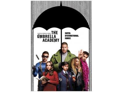 Plakát The Umbrella Academy: Super Dysfunctional Family (61 x 91,5 cm)