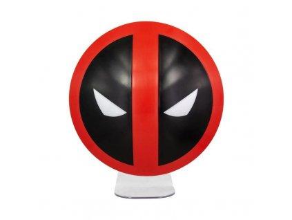 Stolní dekorativní lampa Marvel: Deadpool (průměr 10 cm)