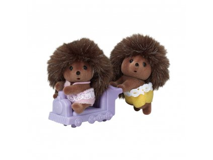 Dvojčata ježci