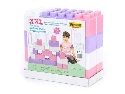 Stavebnica XXL 24 princezna