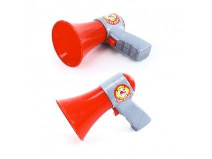 Megafon hasiči