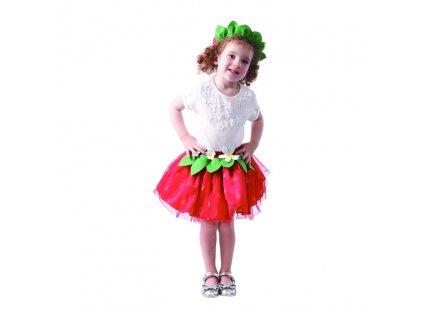 Šaty na karneval - Jahůdka
