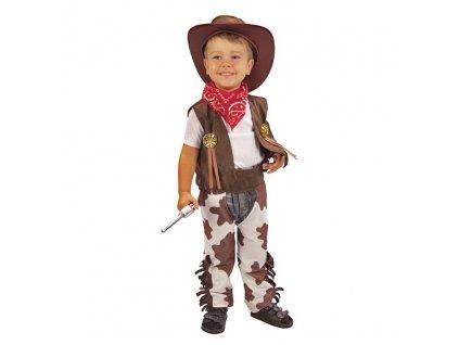 Dětský kostým Kovboj (92-104)