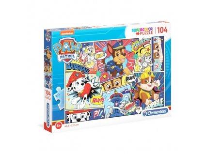 Puzzle 104 Paw Patrol  27261