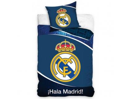 Povlečení Real Madrid 19 Dark blue 140/200, 70/80 cm