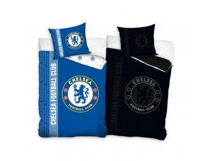 Povlečení Chelsea FC 21 Dark Glow 140x200/70x90