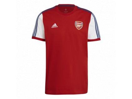 Pánské tričko Adidas Arsenal FC 21/22 3S červené