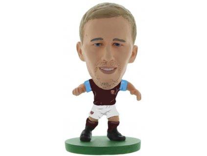 Sběratelská figurka FC West Ham United: Tomáš Souček (výška 5 cm)
