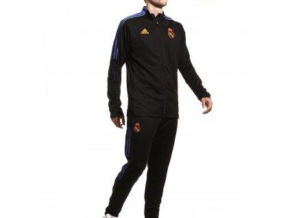 Pánská souprava Adidas Real Madrid 20/21 černá