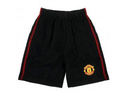 Dětské šortky Manchester United black