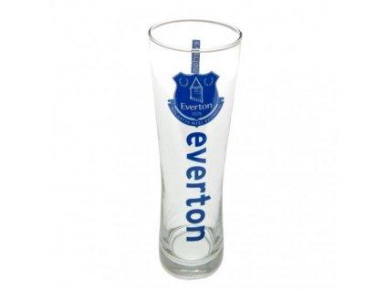 Vysoká pivní sklenice Everton 570 ml