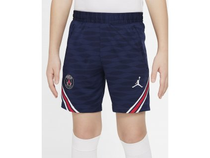 Dětské šortky Nike Paris Saint Germain modré