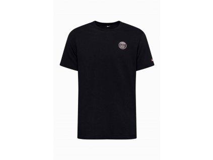 Pánské tričko Nike Paris Saint-Germain Travel černé