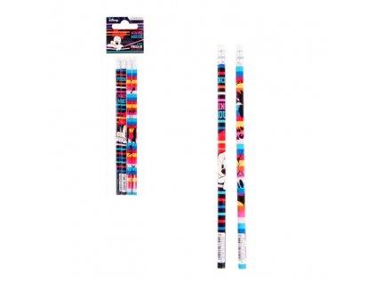 Tužky s gumou Minnie  4ks