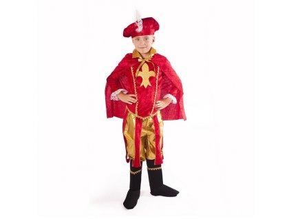Dětský kostým Princ (116-128)