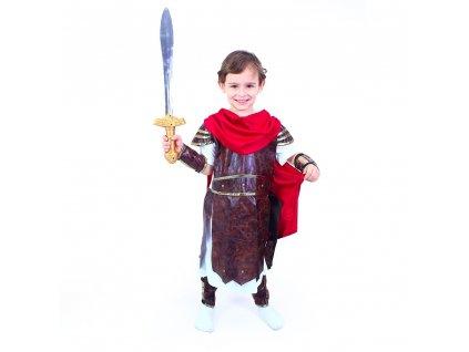 Dětský kostým Gladiátor (116-128)
