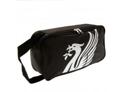 Taška na kopačky Liverpool Fc černá