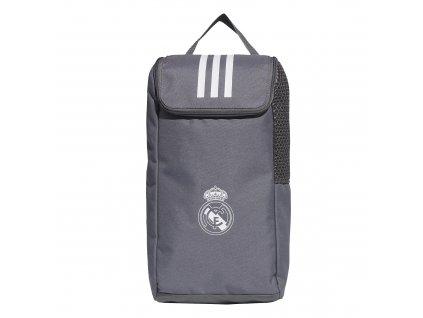 Taška na kopačky Adidas Real Madrid 20/21 grey