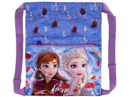 Batoh - pytlík gym bag Disney Frozen II Ledové království 2: Journey (35 x 41 cm)