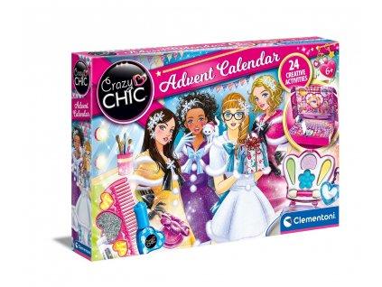 Crazy CHIC - Adventní kalendář