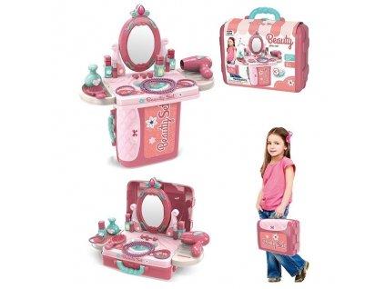 Kosmetický stolek - Beauty set