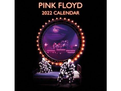 Oficiální kalendář 2022 Pink Floyd: SQ (30 cm x 30|60 cm)