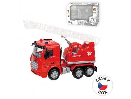 Auto hasičské na setrvačník
