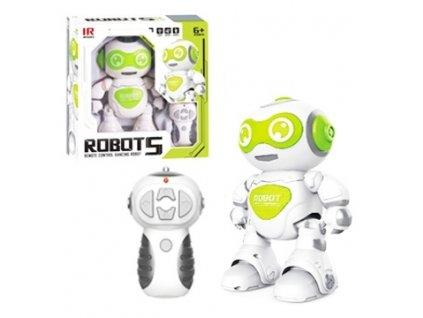 Tančící robot na dálkové ovládání