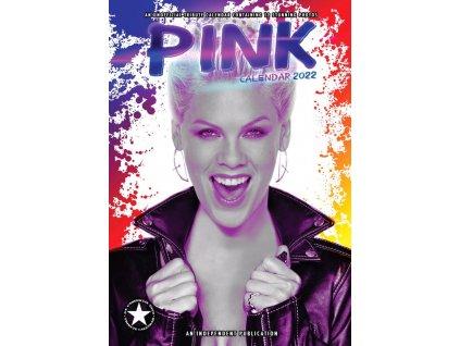 Kalendář 2022: Pink (A3 29,7 x 42 cm)